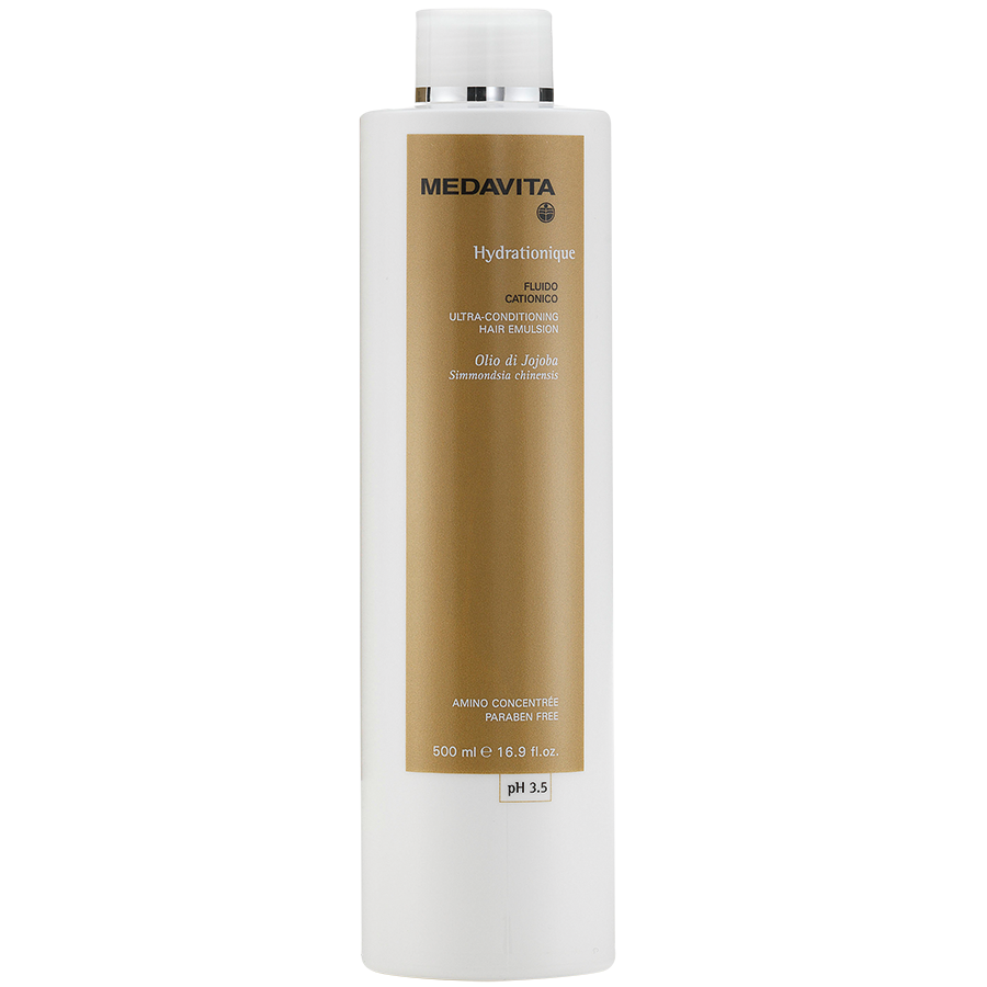 Ultra conditioning hair emulsion